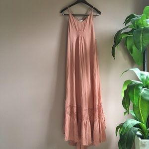 NWT Taylor and Sage Lace Detail Maxi Dress